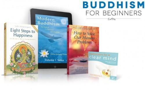 Buddhist Books for Beginners