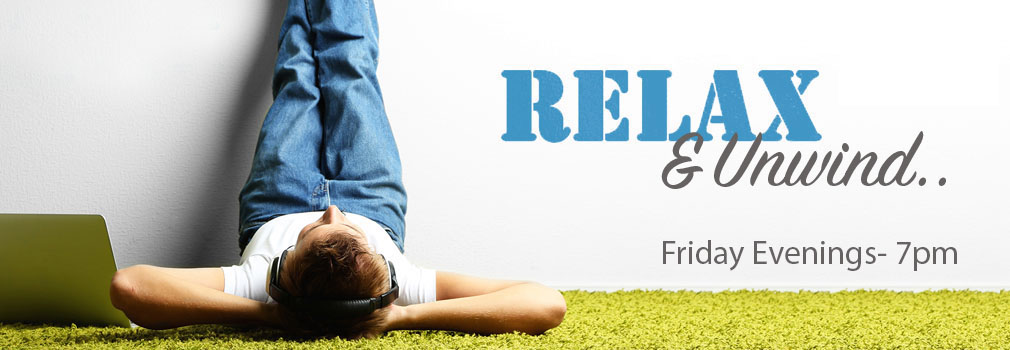 Relax & Unwind meditation classes