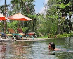 fresh water swimming pool bali