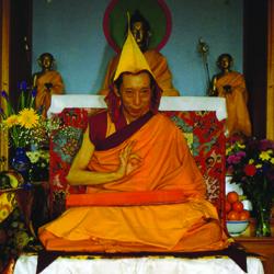 Ven Geshe Kelsang Gyatso