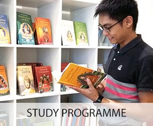 Buddhist Study programme