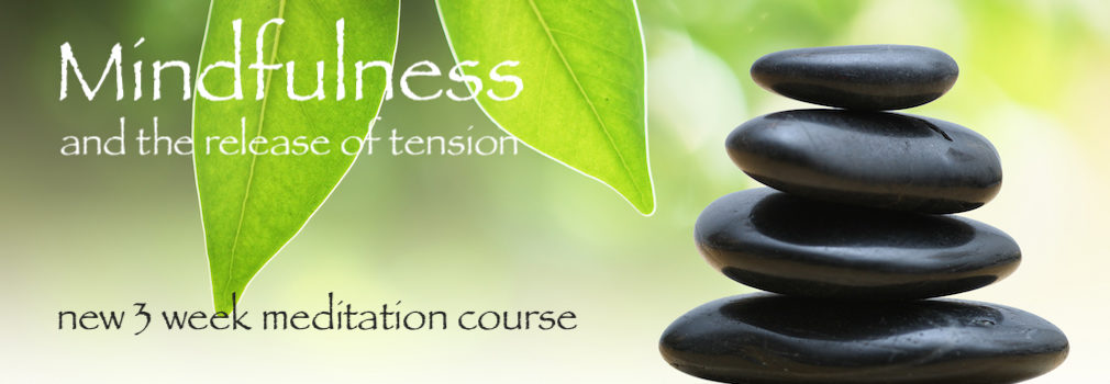 mindfulness three week course