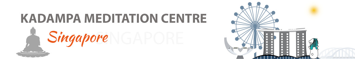 Kadampa Meditation Centre Singapore Logo