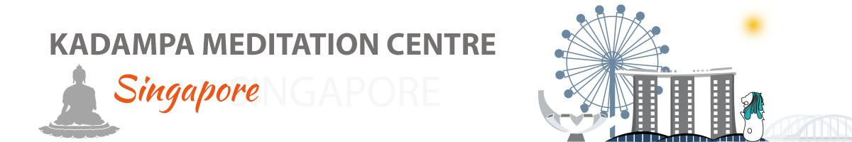Kadampa Meditation Centre Singapore Logo