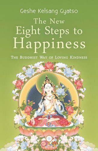 Eight steps to Happiness book cover