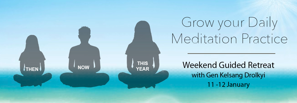 weekend retreat grow your daily meditation practice