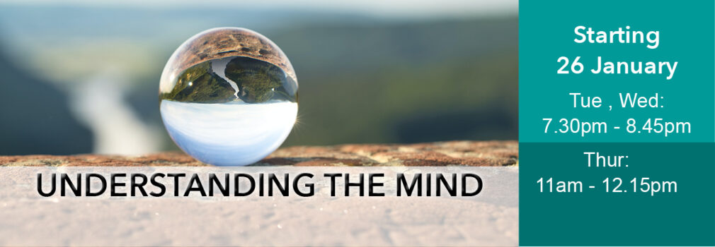 3-week course Meditation course